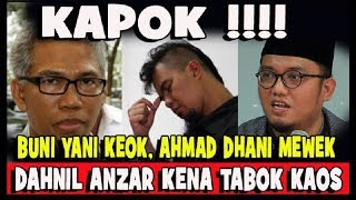 Download Video Buni Yani Keok, Ahmad Dhani Mewek, Dahnil Anzar Kena Tabok Kaos MP3 3GP MP4