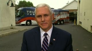 Video Mike Pence on defending Trump's statements MP3, 3GP, MP4, WEBM, AVI, FLV April 2018