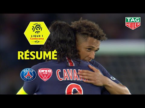 Paris Saint-Germain - Dijon FCO ( 4-0 ) - Résumé - (PARIS - DFCO) / 2018-19