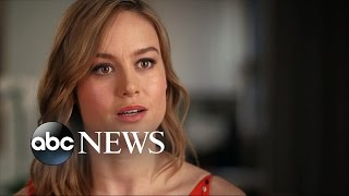 Video Brie Larson Reveals How Her Role in 'Room' Hit Close to Home MP3, 3GP, MP4, WEBM, AVI, FLV Maret 2019