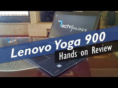 , title : 'Lenovo Yoga 900 Hands on Review [Greek]'