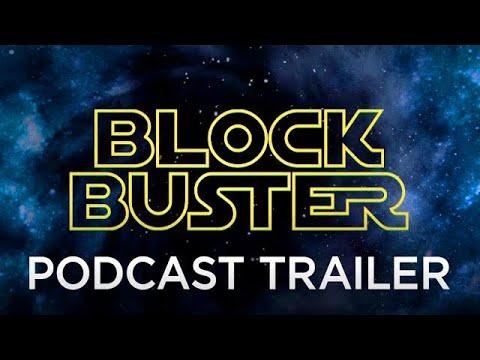 Blockbuster | Original Podcast Series (Trailer) | Steven Spielberg, George Lucas, John Williams