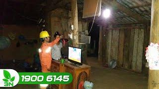 Nông nghiệp | Đắk Nông: Thôn, bản vùng sâu hân hoan đón điện về thắp sáng