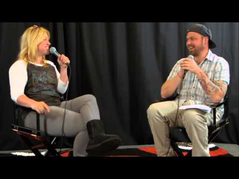 Kelly Clarkson - Kelly Clarkson - Interview - Kiss 108, Boston (May 1, 2013)