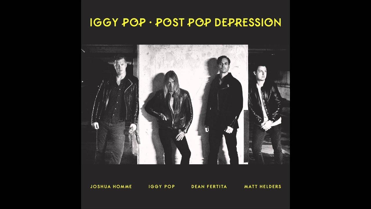 ASKiAN . Iggy Pop – Gardenia . Post*Pop*Depression
