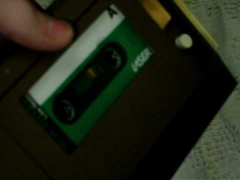 Sony Secutive BM-10 Dictation cassette recorder