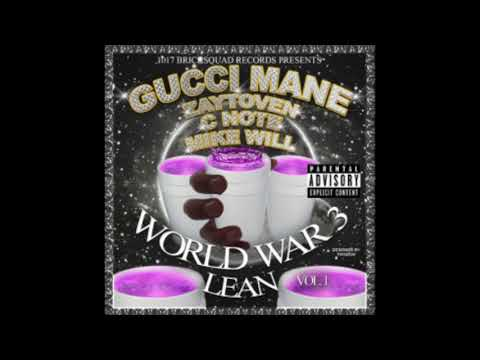 Gucci Mane-  I Quit  (feat  Young Dolph & Peewee Longway)