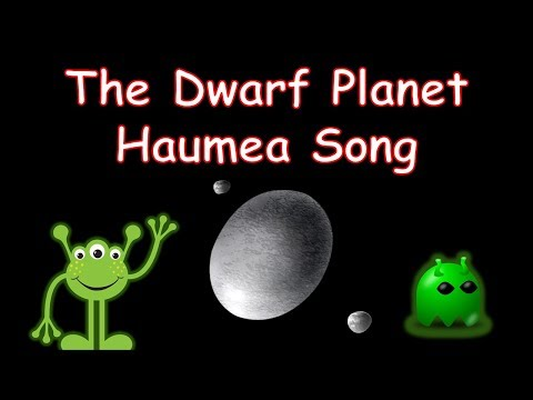 The Dwarf Planet Haumea Song | Haumea Song for Kids | Haumea Facts | Silly School Songs