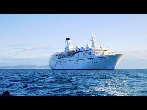 MS Astor Schiffsrundgang und Nordland Kreuzfahrt Spit ...