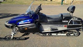 9. Yamaha Viking 1000 2006 (vk10)