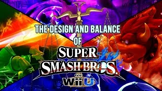 The Design and Balance of Smash 4