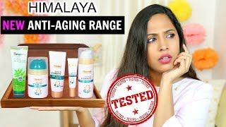 Stalk me - https://goo.gl/1gmCTAWe all love Himalaya Herbal products because of their easy availability & affordability. They recently launched their New Youth Eternity Range (consisting of Day Cream, Night Cream and Under Eye Cream) for Anti Wrinkle, Anti-Aging problem so checkout this video to know more about them.Don't forget to LIKE, SHARE & COMMENT!!PRODUCTS SHOWN--------------------------------Himalaya Herbals Youth Eternity Day Cream SPF 15 https://goo.gl/5zjEVUHimalaya Herbals Youth Eternity Night Cream https://goo.gl/HC6f7sHimalaya Herbals Youth Eternity Under Eye Cream https://goo.gl/HBR2SUHimalaya Herbals Purifying Neem Face Wash https://goo.gl/fUtZ8gHimalaya Herbals Purifying Neem Pack https://goo.gl/HHrgSeHimalaya Herbals Purifying Neem Peel-Off Mask https://goo.gl/3zC3XkHimalaya Herbals Purifying Neem Scrub https://goo.gl/a49PsqHimalaya Herbals Gentle Exfoliating Apricot Scrub https://goo.gl/YvLMv8RELATED MAKEUP VLOGS ---------------------------------------------Affordable Skincare & Haircare Kits - All Products Under ₹500/- https://youtu.be/vCgaiNgkz6sAffordable Makeup Kit - All Products Under ₹500/- https://youtu.be/Q7IxDo_lgXMEasy Affordable Everyday #Selfie Lookhttps://youtu.be/AI1deF8BcdUSweat-Proof & Water-Proof Makeup? Is it REAL?https://www.youtube.com/watch?v=h_-GPUPStf4How To Apply EYESHADOW Perfectly - The Beginners Guidehttps://youtu.be/GKg9LqighOcHow To Avoid Cakey Foundation - DO'S & DON'Thttps://youtu.be/y-bKs0dM6tEPerfect Winged Eyeliner - Step By Step Tutorialhttps://youtu.be/nJZEc47ATDwIndian Bridal Makeup (ORANGE) - Step By Step Tutorialhttps://youtu.be/6HiKOnNIqpQ3-In-1 Valentine Makeup Tutorial - Sweet, Glam & Sexyhttps://youtu.be/mj7hPT_QkGs6 Different Eyeliner Looks - Using Single Kajal Pencilhttps://www.youtube.com/watch?v=i8kKFcypQoA#GRWM for My Cousins Wedding - Makeup, Hair & Outfithttps://www.youtube.com/watch?v=LBTlzrLb13k#GRWM In Just 5 Minutes - Makeup, Hair & Outfithttps://www.youtube.com/watch?v=n_XTmVwJVjI*COPPER* Make