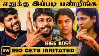 Video FAKE BIGG BOSS Contestants - Vijay TV Rio gets Irritated! | GND 1 MP3, 3GP, MP4, WEBM, AVI, FLV September 2018