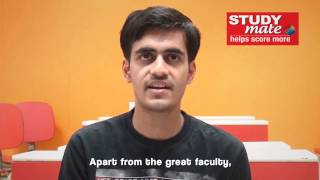 Student Speak – Rajat Gaba