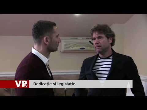 Dedicație și legislație