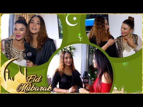 Sara Khan Eid Celebration   Exclusive Interview