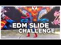 EDM SLIDE CHALLENGE - Spiderman 🖖 #edmslidechallenge