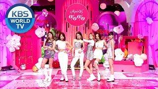 Video APINK - Hug Me(안아줘요), %%(응응) [Music Bank Come Back / 2019.01.11] MP3, 3GP, MP4, WEBM, AVI, FLV Maret 2019