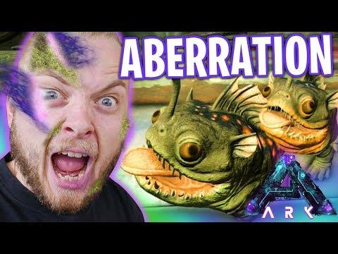 Ark: ABERRATION! - MANY MANY DEATHS!! [#1] |Aberration Gameplay| (видео)