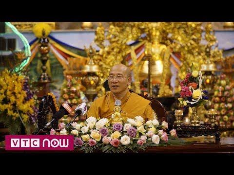 Xem xét kỷ luật trụ trì chùa Ba Vàng vào tháng 4 | VTC1 - Thời lượng: 58 giây.