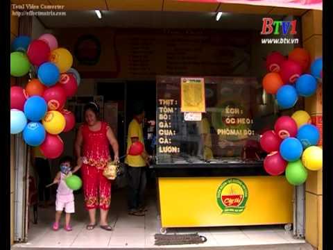 (T6/2014) - BTV: Tháng Cây Thị chăm sóc trẻ em và gia đình