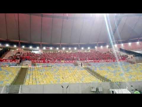 Independiente Vamos a dar la vuelta en el Maracana (Sudamericana 2017) - La Barra del Rojo - Independiente - Argentina - América del Sur