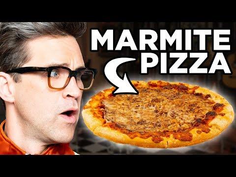 Download Marmite Pizza Taste Test HD Mp4 3GP Video and MP3