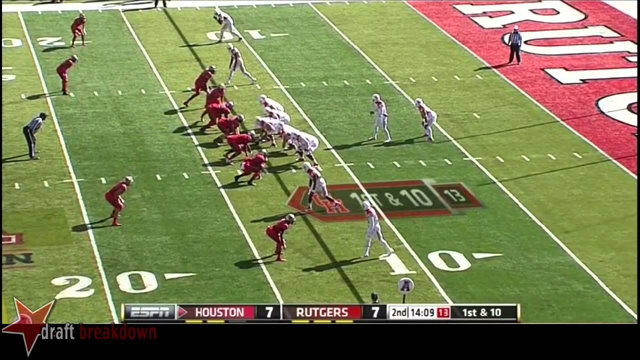 Deontay Greenberry vs Rutgers (2013)