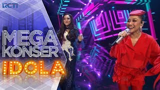 "Video MEGA KONSER IDOLA - Maia feat. BCL ""Teman Tapi Mesra"" [28 November 2017] MP3, 3GP, MP4, WEBM, AVI, FLV September 2018"