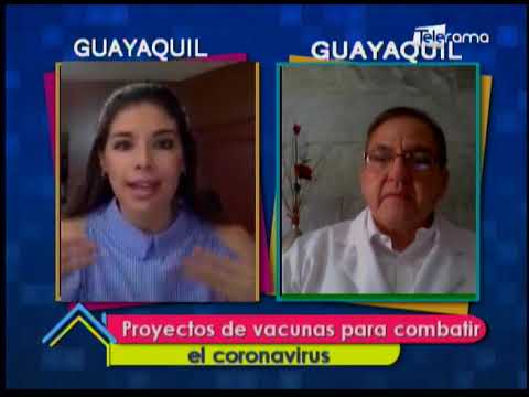 Proyecto de vacunas para combatir el coronavirus