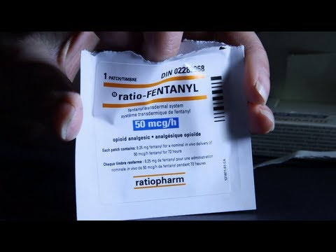 Clear Addiction: New opiate patch could lead to abuse