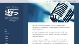 Radio Sky - Alice Udrea