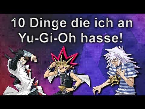 10 Dinge die ich an Yu-Gi-Oh hasse!