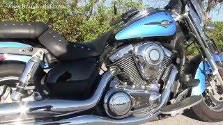 8. 2010 Kawasaki Vulcan 1700