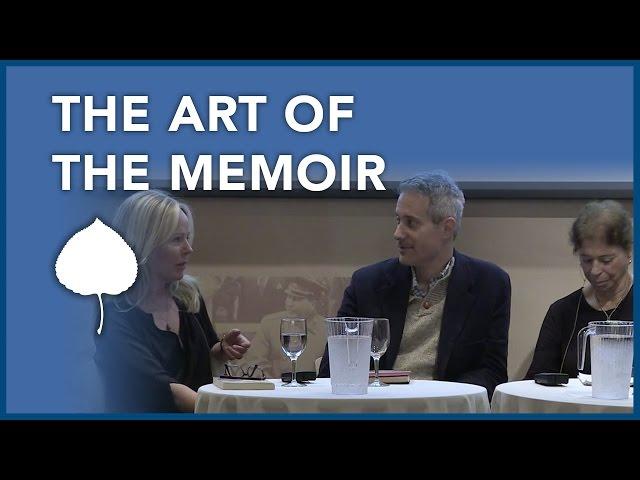 Aspen New York Book Series: The Art of Memoir