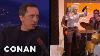 "Gad Elmaleh's French Remake Of The ""More Cowbell"" Sketch  - CONAN on TBS"