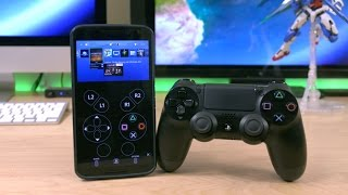 Play PS4 on Android!