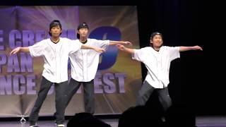 関スーボーイズ – ICE CREAM JAPAN DANCE CONTEST Vol.9 関西予選2回戦 U-15部門
