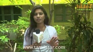 Aadhira at Yaaro Oruvan Movie Press Meet