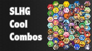 SSB4 – SLHG Cool Combos