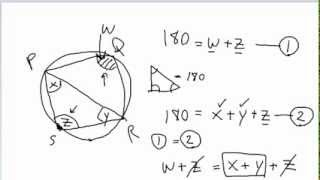 โจทย์ คณิตศาสตร์ เพิ่มเติม ม.3 วงกลม