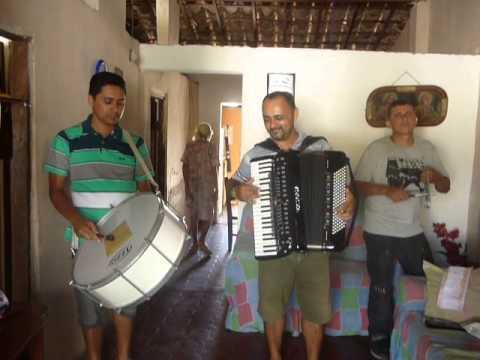 Marcio do Acordeon - Brasileirinha / Sanfoneiro da Real Som Remanso-BA