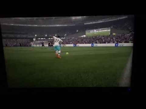 BEST FREE KICK GOAL SOCRED IN FIFA 17 SO FAR