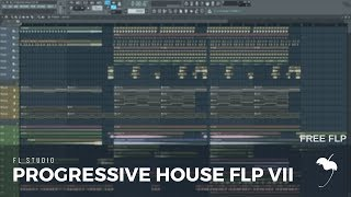 Video FL STUDIO | Progressive House Drop VII [FREE FLP] MP3, 3GP, MP4, WEBM, AVI, FLV Mei 2018
