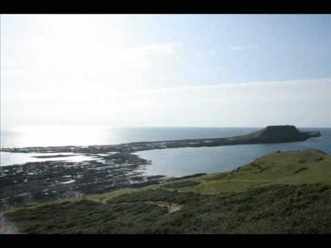 N8Projects - A time lapse video I took of the tide rising at Rhossili UK on a camping trip. At low tide a land bridge forms to Worm's Head, as the tide rises it becomes a...