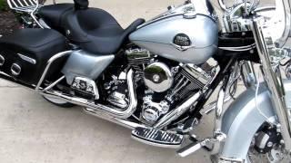 6. 2010 Harley Davidson Road King Classic