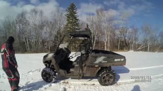 6. 2017 arctic cat prowler 700 hdx