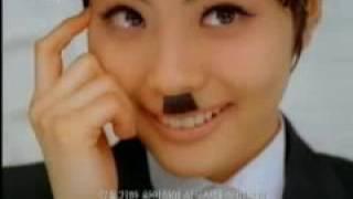 동아 오츠카 데자와 찰리 채플린 편 박지윤 cf 추억의 광고