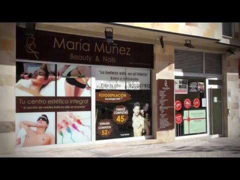 MARÍA MÚÑEZ CENTRO ESTÉTICO