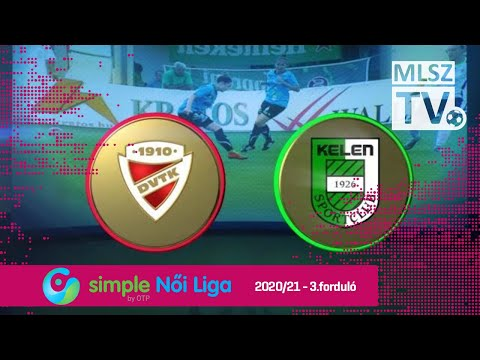 3. forduló: DVTK - Kelen 4-0 (2-0)